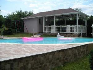 Vila Marija pool