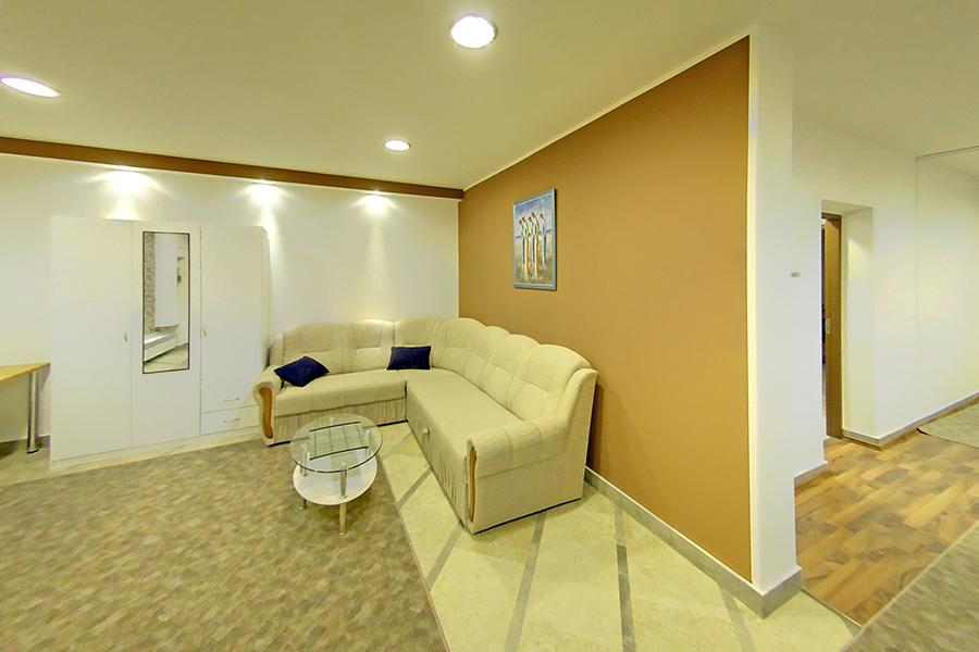 Avantgard apartmanska soba