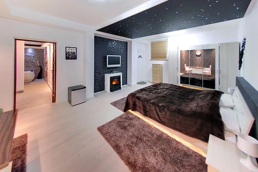 Wellness apartman sa saunom i jacuzijem